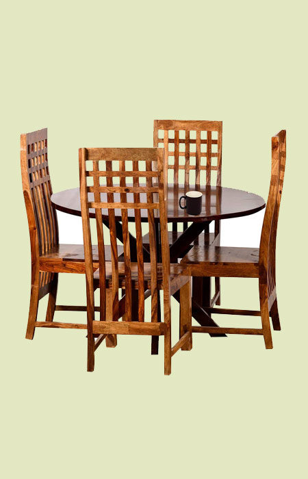 4 Seater Dining Sets